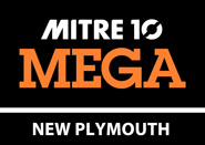 Mitre10 MEGA badge